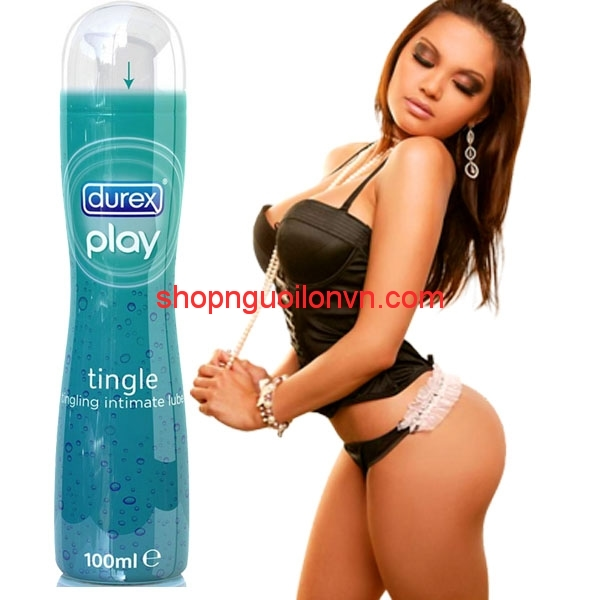 Gel bôi trơn Durex Play Classic 100ml