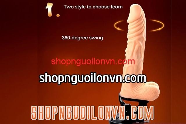 Đặc điểm các sản phẩm dương vật giả tại shopnguoilonvn.com