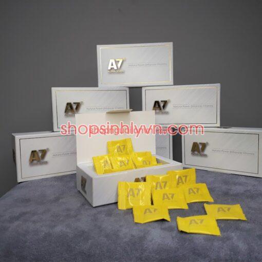 kẹo ALPHA SEVEN A7 bán ở đâu Hải Phòng