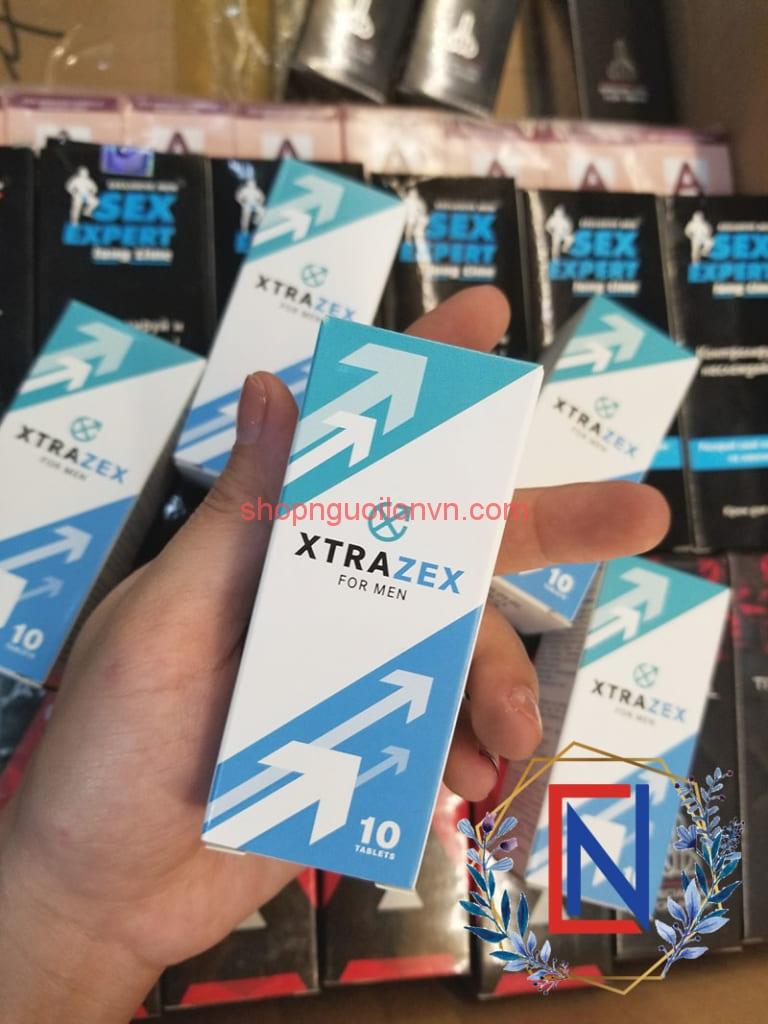 Bán Viên  sủi XTRAZEX tại Hà Nội Hải Dương Hải Phòng