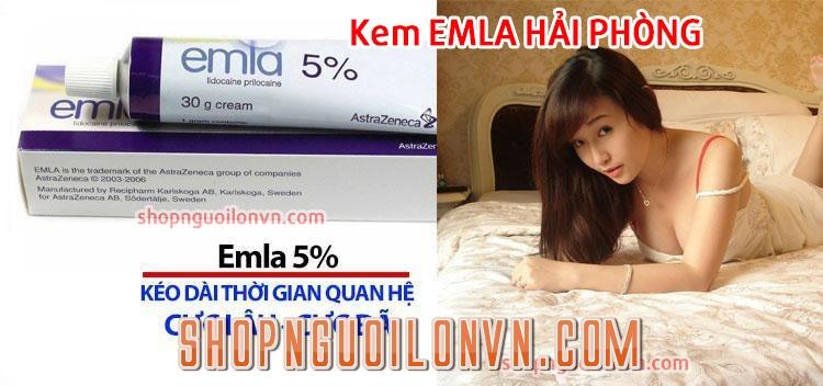 Địa chỉ bán Kem EMLA uy tín chính hãng ở Hải Phòng