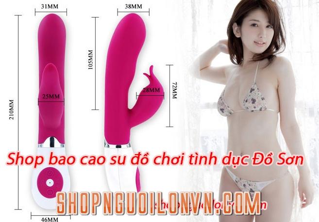 đồ chơi tình dục Đồ Sơn vì sao nên chọn shopnguoilonvn