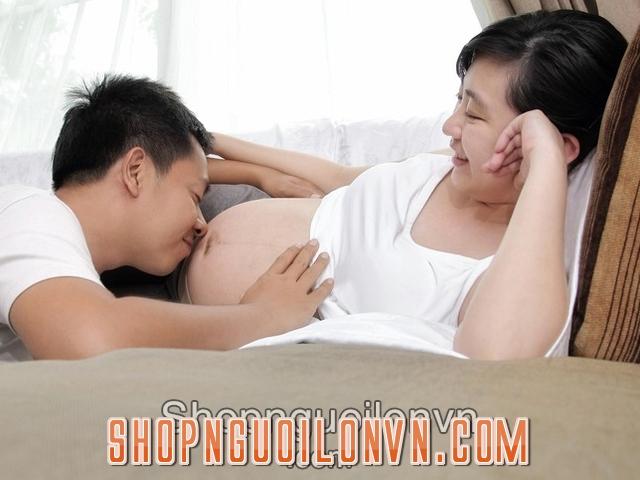 Quan hệ tình dục khi mang thai nên hay không