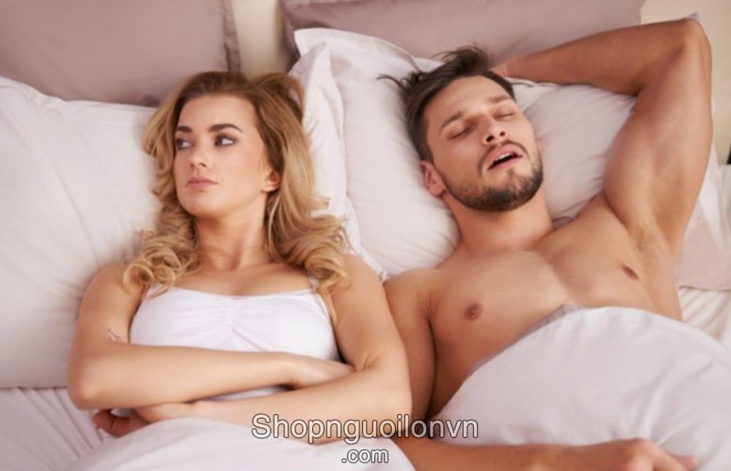 Tại sao sau khi quan hệ lại buồn ngủ