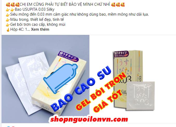 shop bao cao su