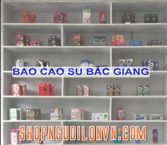 Shop bao cao su Bắc Giang UY TÍN